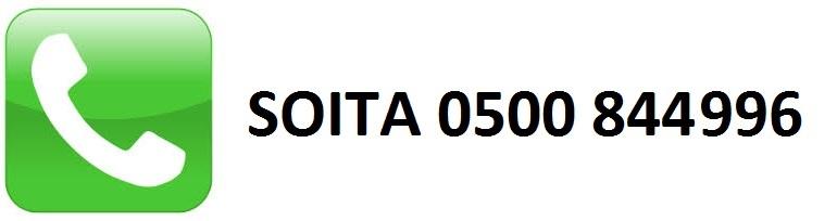 Soita 0500 844996