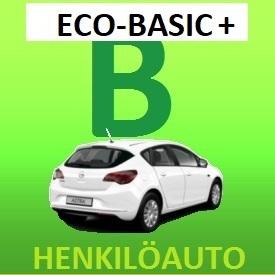 Ajokortti edullisesti autolla - ECO-BASIC